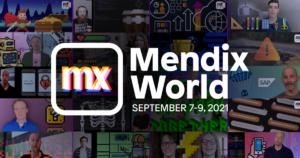 Mendix World 2021 banner